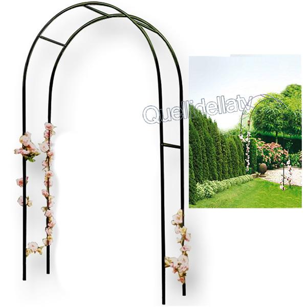 Arco per rampicanti offerte e risparmia su ondausu for Arco decorativo giardino