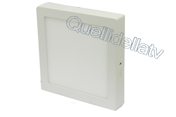 Plafoniera Led Quadrata 30x30 : Plafoniera led shopping acquea