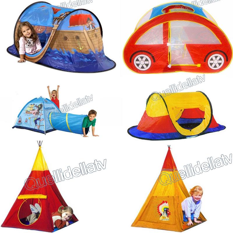 Tenda gioco bambini casa giardino tende giochi bimbi con - Casetta giardino bambini ikea ...