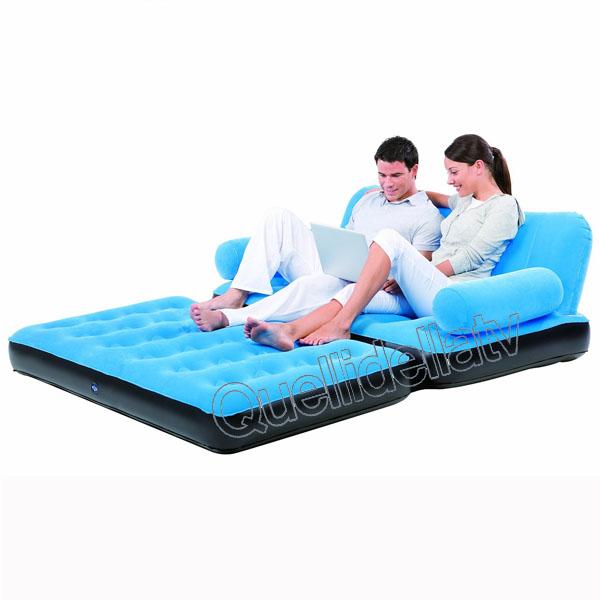 Divano letto gonfiabile bestway sofa bed materasso 2 posti - Divano gonfiabile aria ...