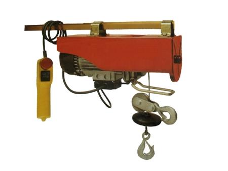 Sollevatore paranco elettrico 500 w 12 mt cavo ebay - Portata di un cavo elettrico ...