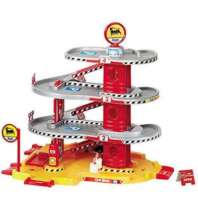 garage multipiano giocattolo parcheggio auto 4 piani gioco