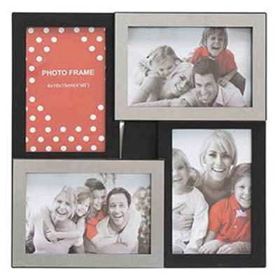 Portafoto multiplo da parete cornice foto 10x15 cm 4 for Cornici per foto 10x15