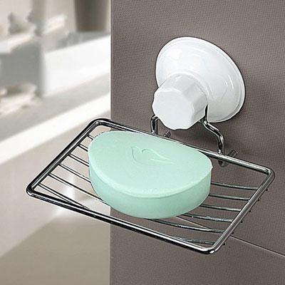 Mensola angolare per doccia portasapone da muro fissaggio - Mensola acciaio bagno ...