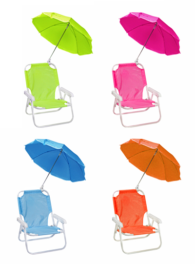 Sedia bimbo bimba con ombrello protezione uv spiaggina - Sedia bagnetto bimbo ...