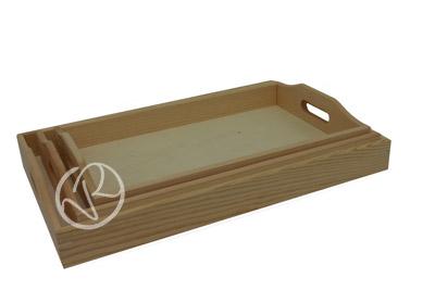 vassoio in legno decoro decoupage cucina vassoi tavola