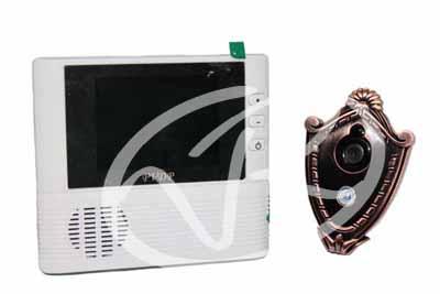Telecamera spioncino digitale per porta ingresso con - Spioncino porta con telecamera ...