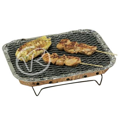 Barbecue portatile usa e getta barbeque con vassoio e carbonella camping giardino monouso - Barbecue portatile a carbonella ...