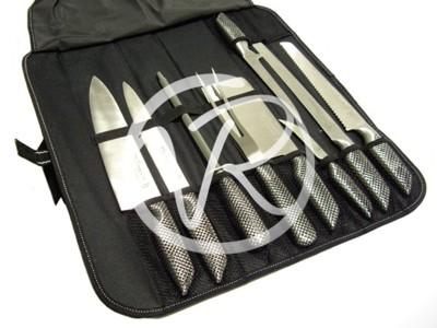 Set coltelli da cucina professionale 9 pezzi coltello - Coltelli da cucina ...