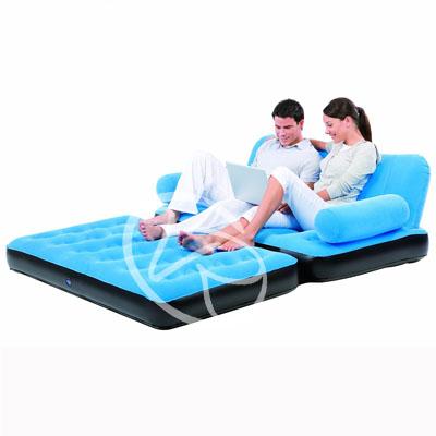 Divano letto gonfiabile bestway sofa bed materasso - Divano letto gonfiabile ...