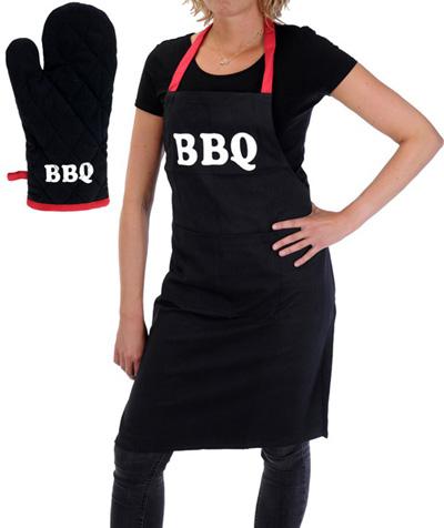 Utensili per Barbecue e Grembiule BBQ