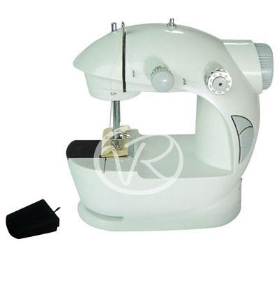 Macchina da cucire portatile elettrica o a batterie for Migliore macchina da cucire per principianti