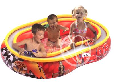 Piscina gonfiabile cars bambini fuori terra mare giardino - Piscina gioco gonfiabile ...