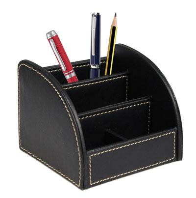 portapenne porta cancelleria per articoli da ufficio e accessori Organizer da scrivania porta note appiccicose e 1 cassetto 5 scomparti Simmer Stone per posta colore: oro